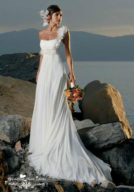 Beach wedding dresses which is the right one wedding for Gorgeous beach wedding dresses