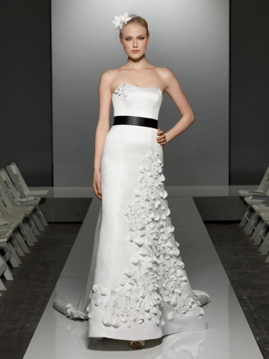 handpicked wedding dresses with sash